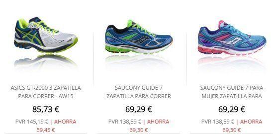 zapatillas baratas para correr