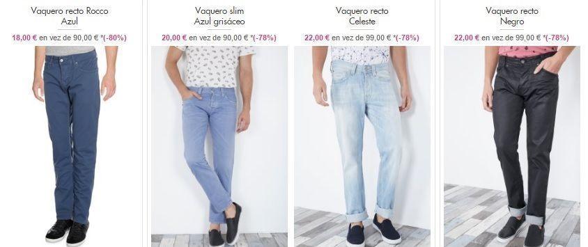 pantalones vaqueros pepe jeans