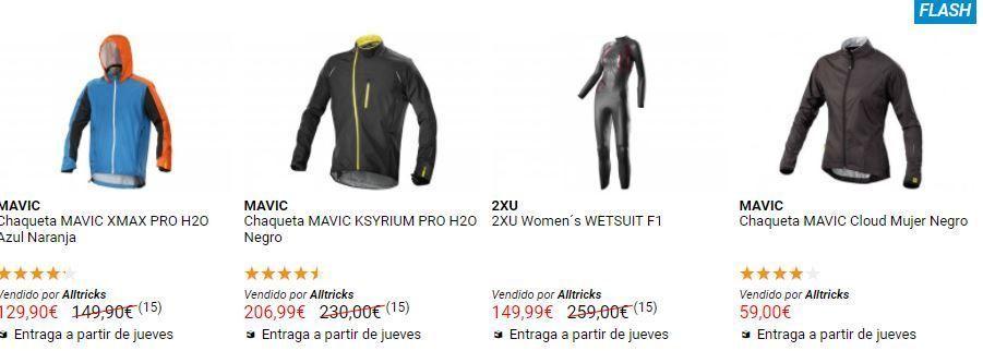 chaquetas de ciclismo baratas