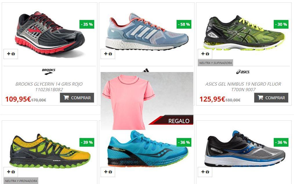 zapatillas online de running baratas