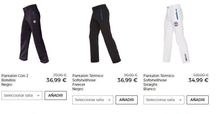 pantalones de esqui baratos