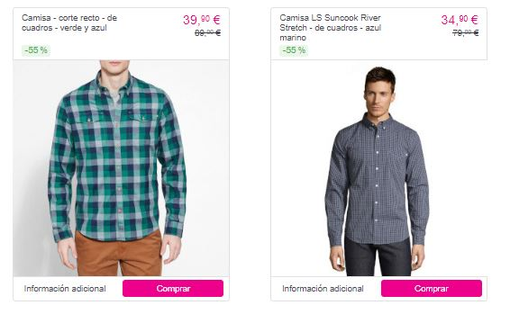 camisas timberland baratas
