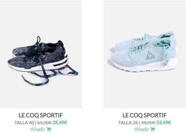 Le Coq Sportif segunda mano