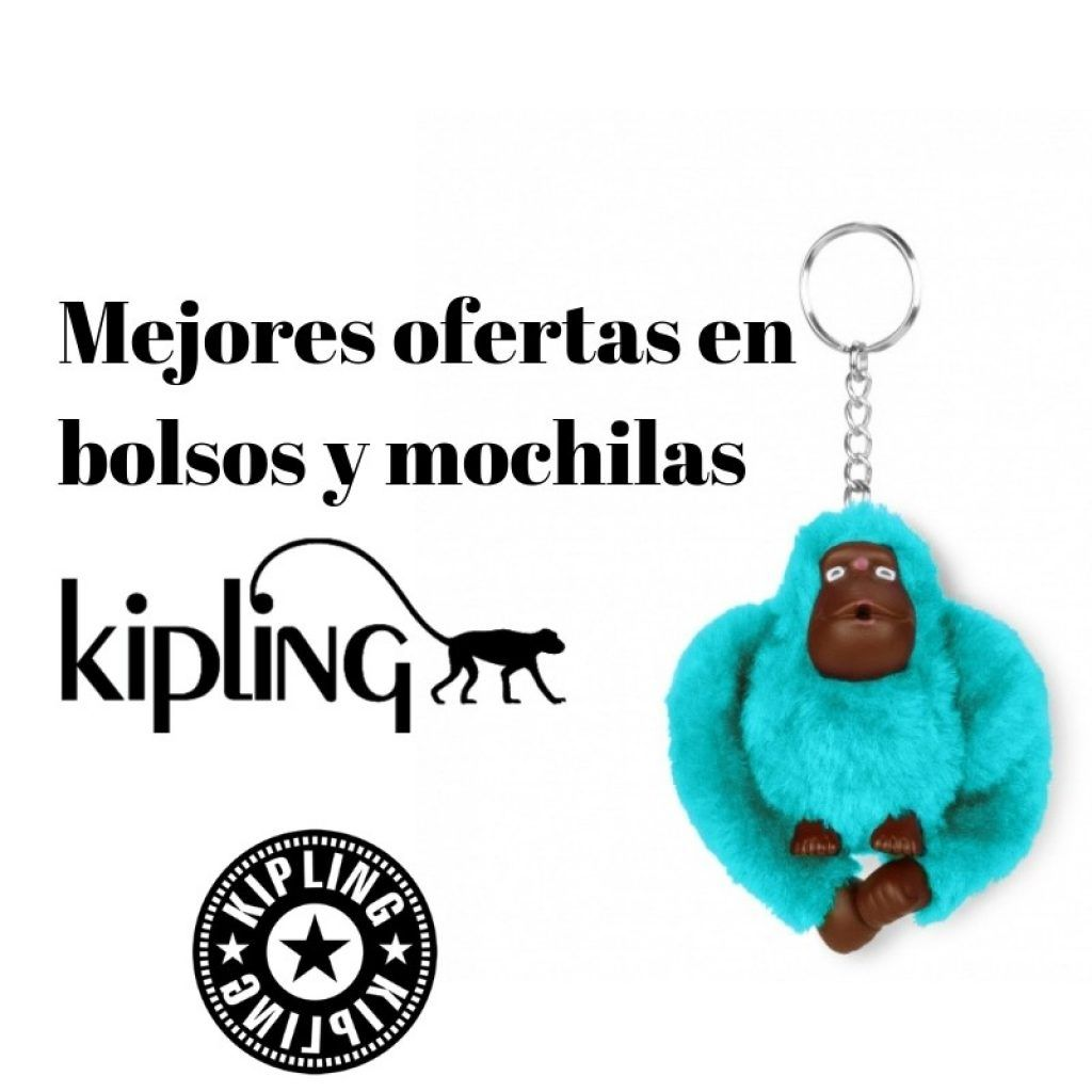 Mochilas Kipling baratas