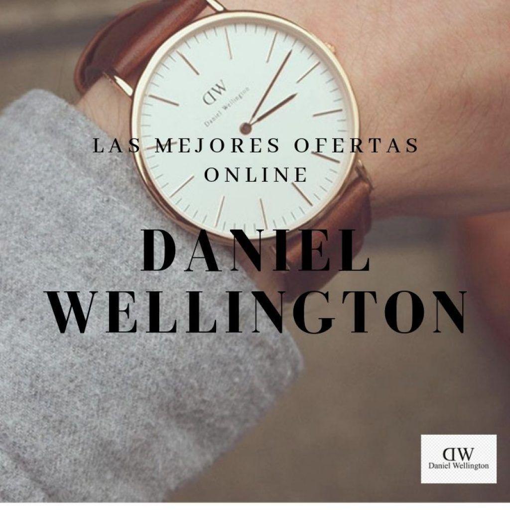 Relojes Daniel Wellington baratos