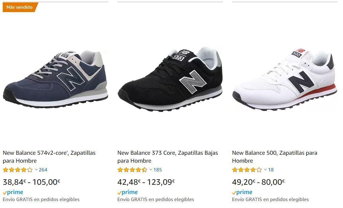 New Balance Amazon
