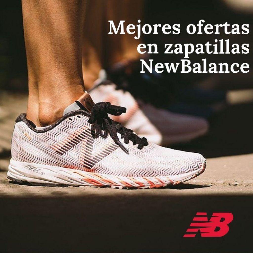 Zapatillas New Balance baratas