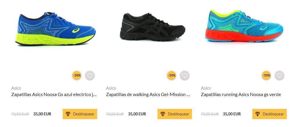 calzado deportivo barato