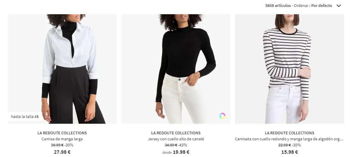 barata ropa