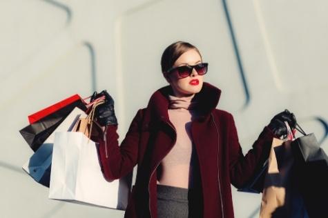 outlets de moda