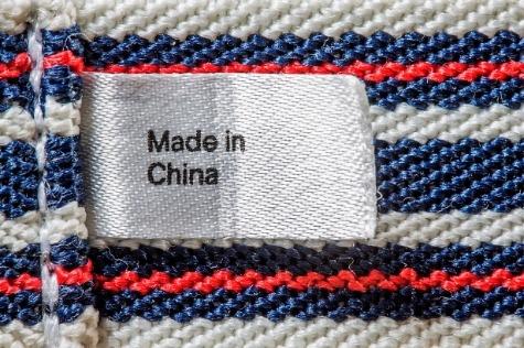 ropa china