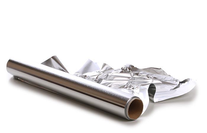 Modos de limpiar joyas en casa: papel de aluminio fácil de limpiar para el hogar