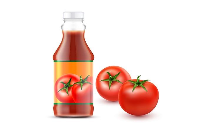 Modos de limpiar joyas en casa: salsa de tomate para limpiar joyas fácilmente en casa