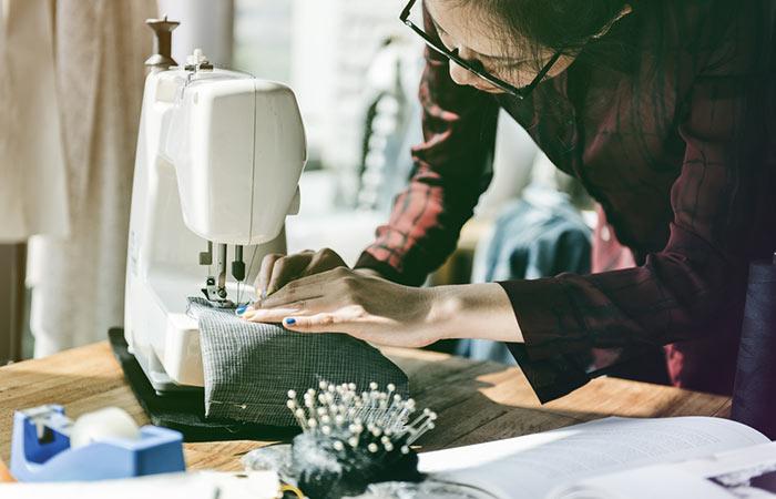 1. Habilidades de costura