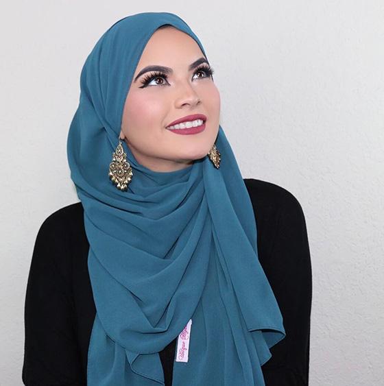 Pendientes Hijab
