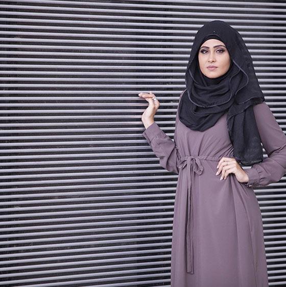 Estilo hijab árabe