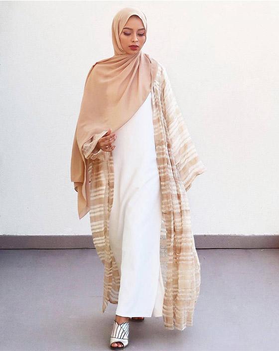 Estilo Hijab Do Eid