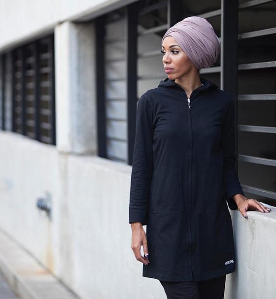 Estilo Hijab para la escuela